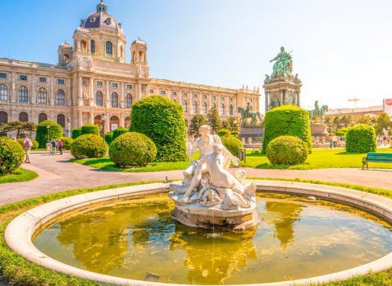 Áustria, Hungria, Rep. Tcheca, Eslováquia e Polônia