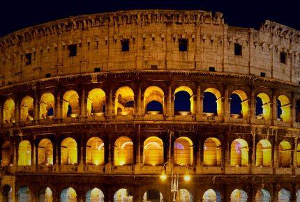 Coliseu - Noite