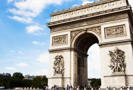 França - Arco do Triunfo