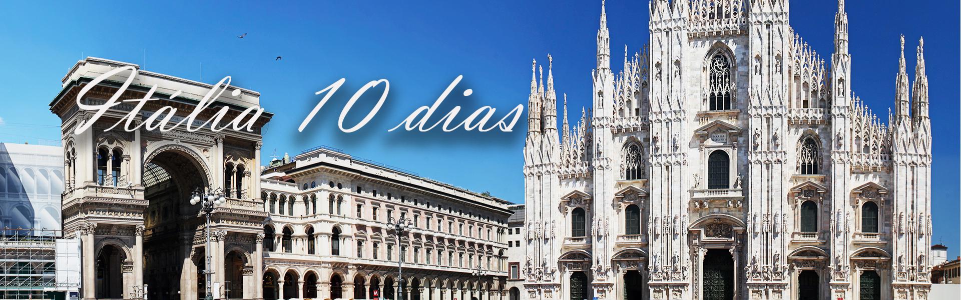 Roteiro de Itália (Milão)