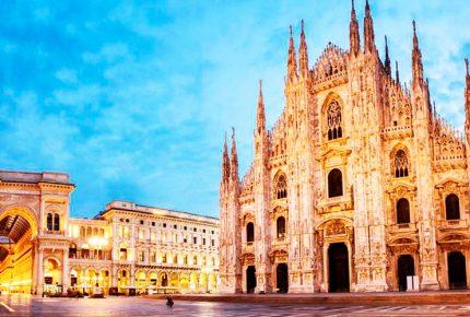 Itália - Milão Noite