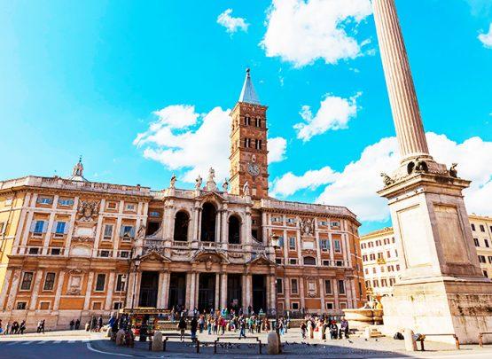 Itália e Terra Santa