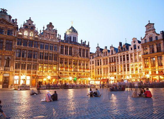 França, Bélgica, Holanda e Inglaterra