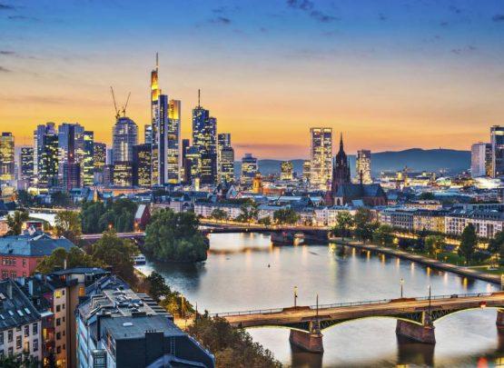 Alemanha, Suiça e Áustria