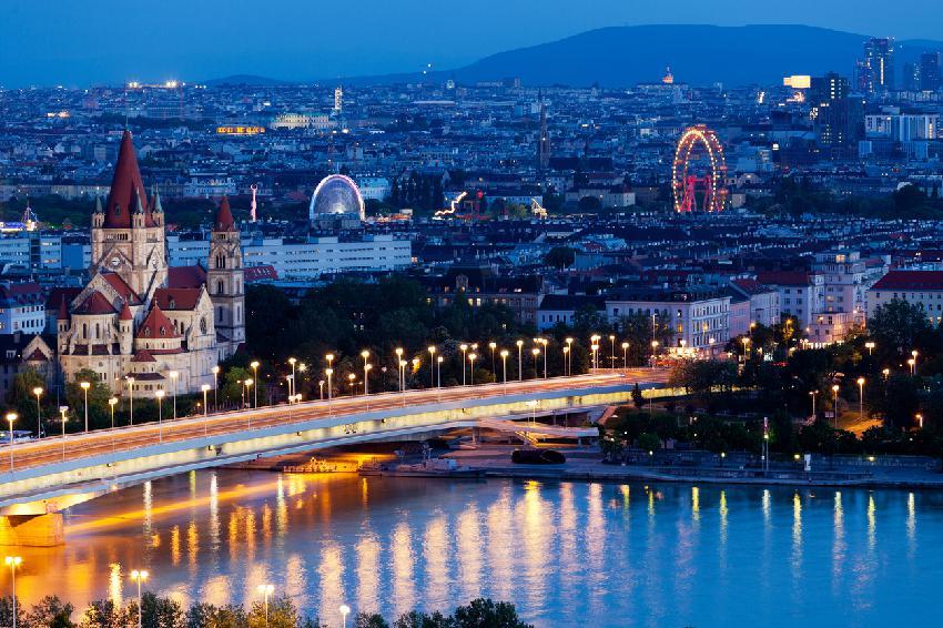 Roteiro de Itália, Áustria e Eslováquia