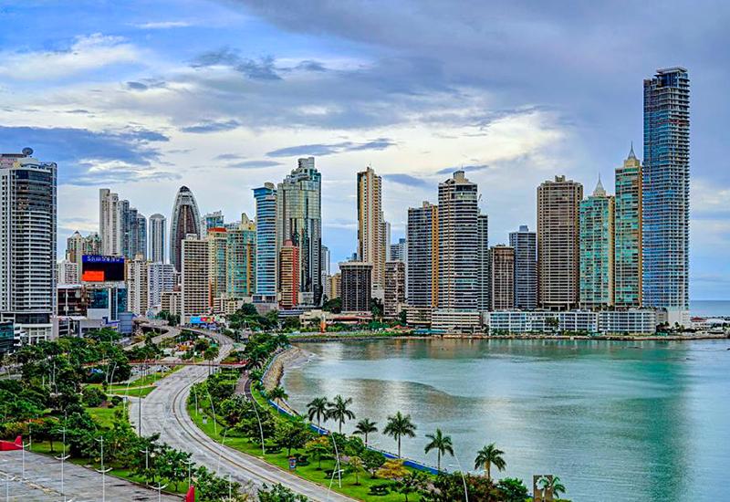 Roteiro de México e Panamá
