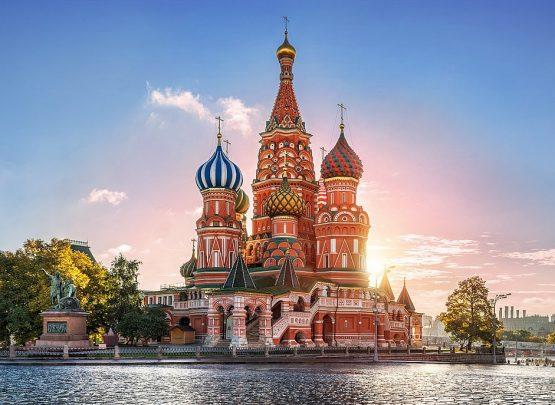 Escandinávia e Rússia